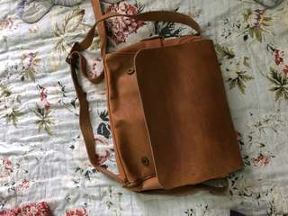 Cow Leather Sling Bag
