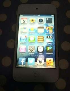 Original Apple Ipod Touch 8gb.