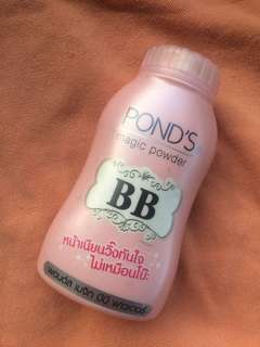 BB POND'S