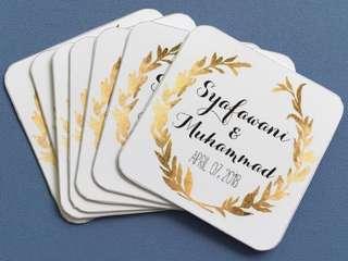 Wedding Hantaran Labels / Tags For Gift Trays