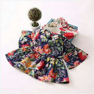 Baby Dress Ready Stock