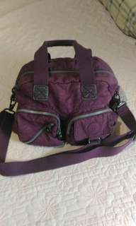 Pre loved authentic kiplings sling bag