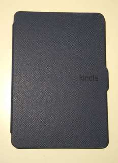 Kindle PaperWhite Casing (Navy Blue)