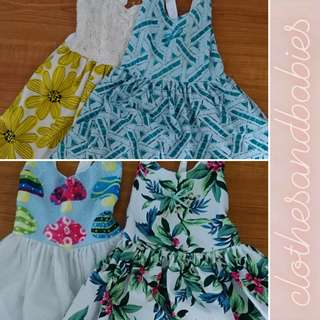 Dresses for 2 to 3 years old
