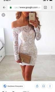 Miss Holly Tatiana Dress BNWT Size S