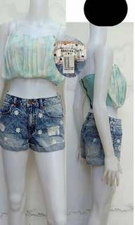 Forever21 High waist Shorts