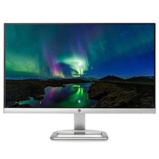 HP 27es 27inch LED Monitor display