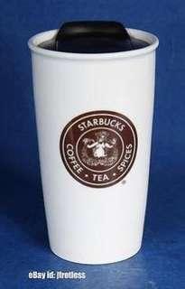 🚚 The First Starbucks Store Traveler Mug