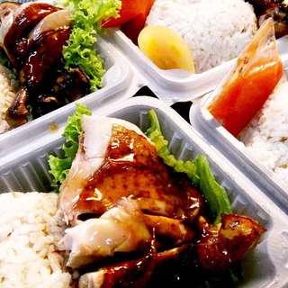 Nasi Ayam Mama