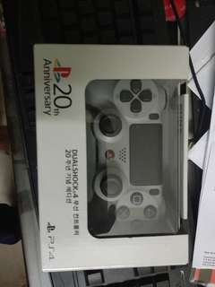 Dualshock 4 20th limited edition