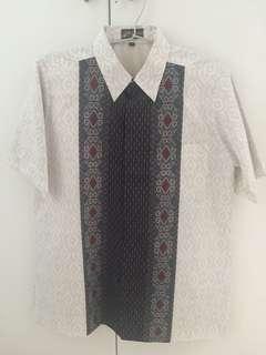 New Batik pria andika size Medium