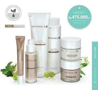 Optimals even out oriflame