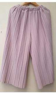Blush Cullottes