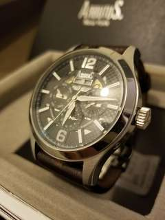 Arbutus 機械錶