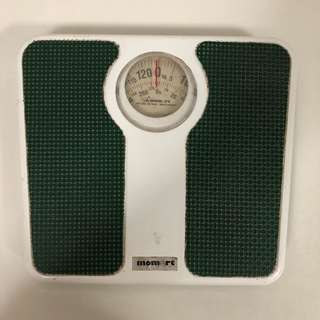 Momert Weighing Machine
