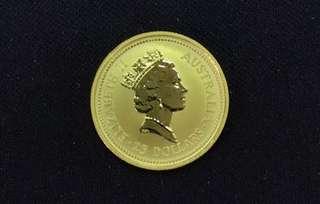 Australia Gold Coin (999 Gold Series) ❤️❤️