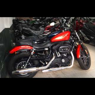 2022 Harley Davidson Sportster Iron 883 (XL883N)