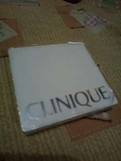 Clinique Duo eye shadow + Blush powder