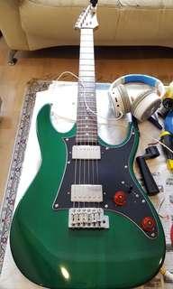 Ibanez w Fender HB