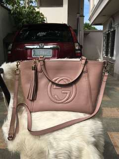 GUCCI 2 way bag