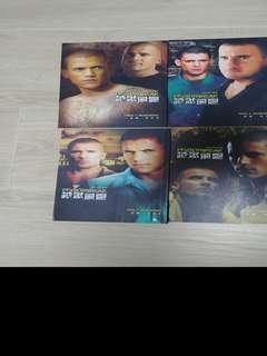 Prison Break 越獄風雲 (SEASON 1-4) 中文