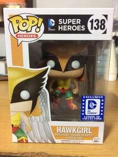 Funko Pop! Heroes - Super Heroes: Hawkgirl (DC Legion Of Collectors)