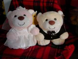 BN Wedding bears