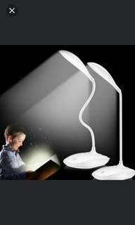LED Reading Table Lamp USB Rechargeable