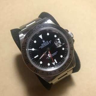 Rolex 16570 Explorer II W頭 T25面