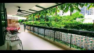 Pasir Ris condo ground floor PES unit