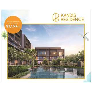 Selling Fast ~ Kandis Residence