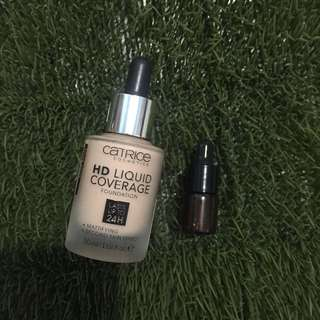 TAKAL | DECANT: 3ml dropper Catrice HD Liquid Coverage Foundation 030 Sand Beige