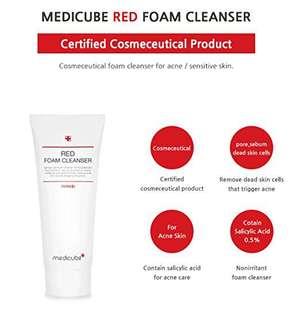 Medicube Red Foam Cleanser