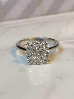 Madia鑽石戒指