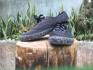 Keds Sneakers Black with Glitters