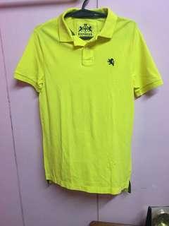 express polo shirt modern fit