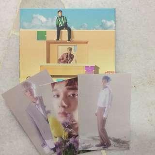 EXO-CBX Mini album Blooming Day Day ver.