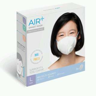 [30% off] Air+ mask (Adult L size) motor