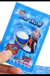 (Bulk orders!!) Fake Instant Snow