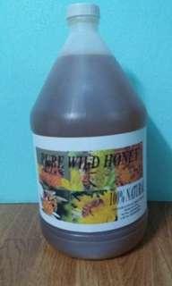 pure wild honey