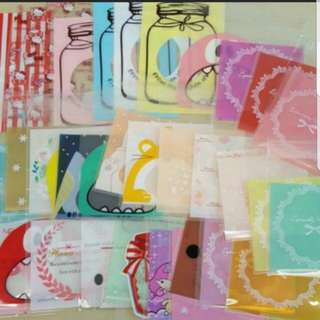 20 Pc Grab Bag Cookie Wrapper