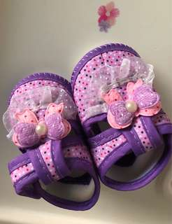 #Blessing Baby Shoes bn 10cm