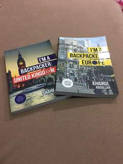 Backpackers Books: Europe and United Kingdom