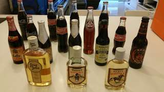 Old Whiskey, Beers & Coca Cola
