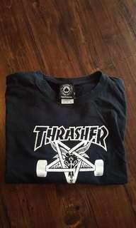 Thrasher 666 tee