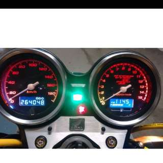 LCD repair for speedometer/Speedometer Light installation