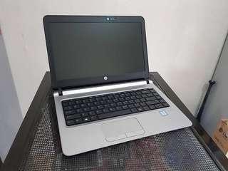 HP probook G3-430 i5 6gen 500hdd 4gbDDR4 2gb intelHD 520