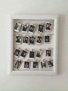 Kpop Photo Wall