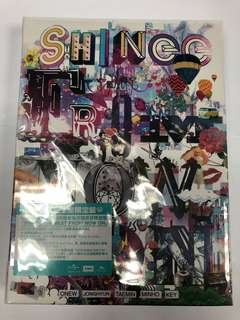 SHINEE BEST FROM NOW ON 2CD + DVD