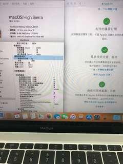 MacBook 12inch (2017) i5 512GB
